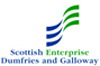 A Scottish enterprise logo