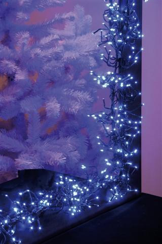 christmas cluster lights