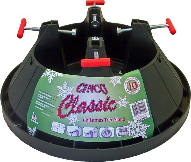 Cinco 10 Christmas Tree Stand