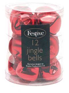 red baubles to decorate your Christmas tree