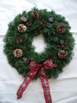 caring for your Christmas Wreath