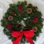 Festive Wreath-main photo
