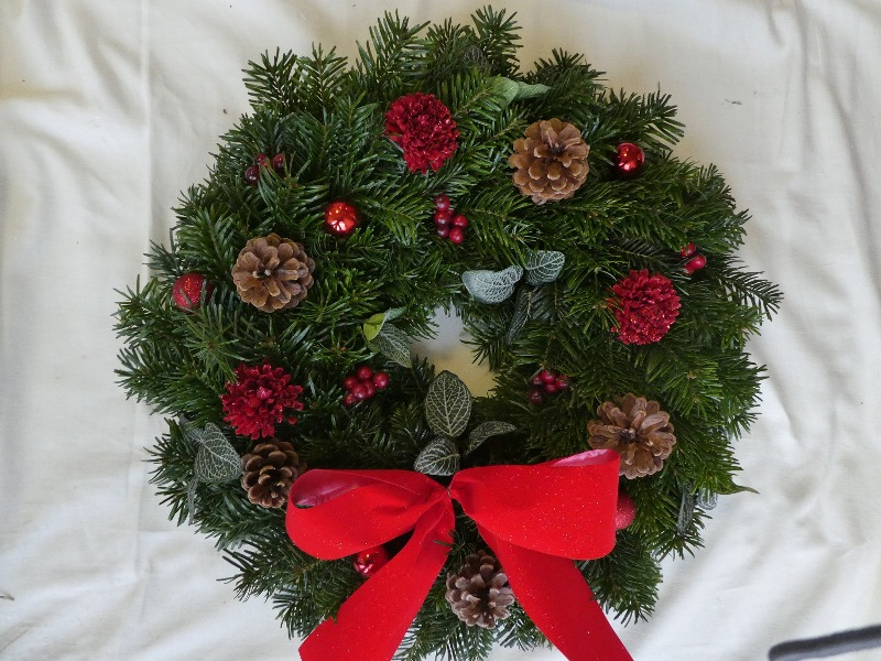 36 Christmas Wreath