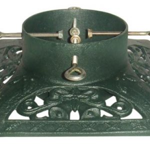 Victorian Green Cast Iron Stand